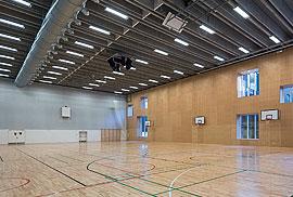 LED Beleuchtung für Hallen