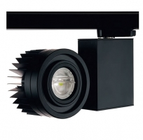 LED Schienen Spot - Toyo Spot Mini AS - WALLWASHER mit 20 + 32 Watt