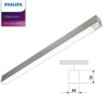 LED Pendelleuchte PROFI 60 LED SR mit 18 Watt, 24 Watt oder 30 Watt