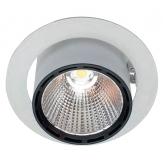 Verstellbare LED Einbauleuchte - LED FIX 210 in 20 und 34 Watt