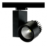 LED Schienen Spot - ASTRAL SPOT - CRI>90 in 20 Watt + 34 Watt