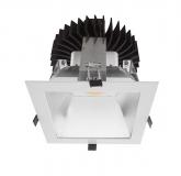 LED Einbauleuchte - DLK 170 FORTIMO LED DLM mit 18 Watt und 27 Watt