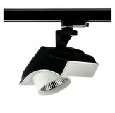 LED Schienen Spot - WAVE SPOT - CRI>90 in 20 Watt + 34 Watt