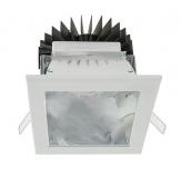 LED Einbauleuchte - DLK 140 LED mit 10 + 18 Watt in 3000 + 4000 Kelvin
