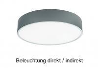 Aufputz Deckenleuchte PLAFON 300 LED - 21 Watt - Licht direkt/Indirekt