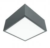 Aufputz Deckenleuchte PLAFO 200 SQ LED - 13 Watt in 3000 oder 4000 Kelvin