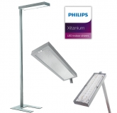 LED Stehleuchte Office LED SLIM SR mit 57 Watt mit Licht direkt / indirekt