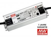 Mean Well HLG-80H-12A Netzteil