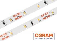 12V LED Streifen - OSRAM E3 / 300 LED / 2700 bis 6000 Kelvin / CRI>80
