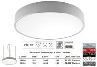 Pendelleuchte PLAFO 900 PND Licht direkt / indirekt 900mm Durchmesser