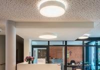 Aufputz Deckenleuchte PLAFO 900 LED mit 76 Watt Beleuchtung direkt/Indirekt